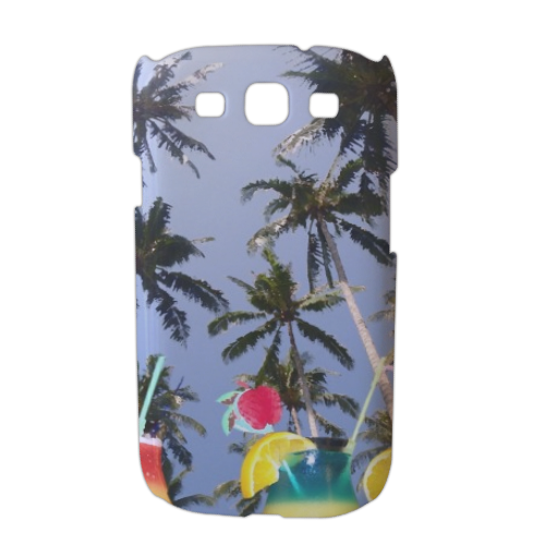 Sete di Estate Cover Samsung galaxy s3 stampa 3D
