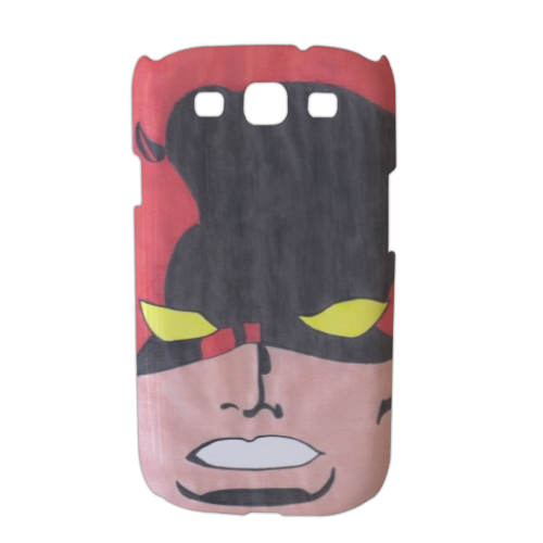 DEVIL 2013 Cover Samsung galaxy s3 stampa 3D
