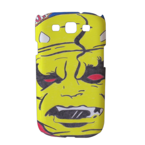 DEMON 2015 Cover Samsung galaxy s3 stampa 3D