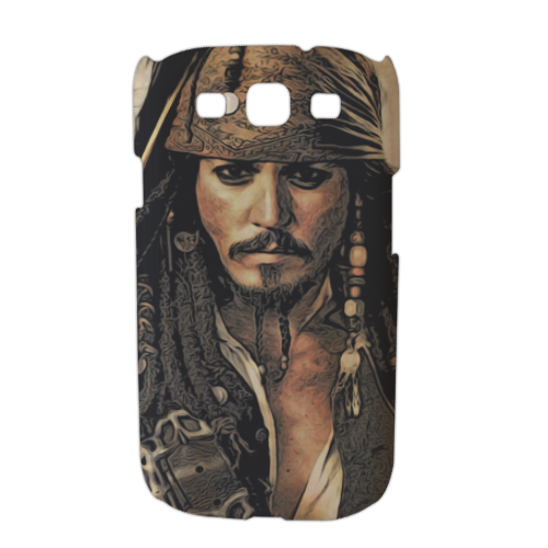 Pirati Cover Samsung galaxy s3 stampa 3D