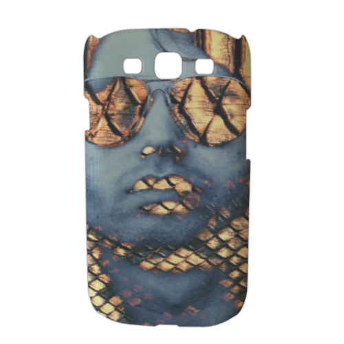 Not to touch the earth Cover Samsung galaxy s3 stampa 3D
