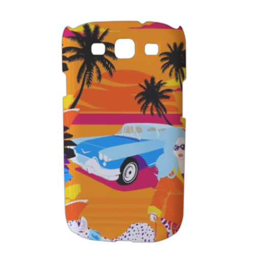 Rich Summer  Cover Samsung galaxy s3 stampa 3D