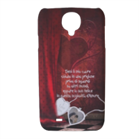 Gothic Love Cover Samsung galaxy s4 stampa 3D