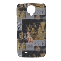 Egyptian Cover Cover Samsung galaxy s4 stampa 3D