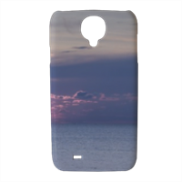 Tramonto Cover Samsung galaxy s4 stampa 3D