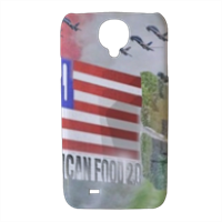 America Expo 2015 Cover Samsung galaxy s4 stampa 3D