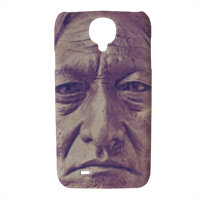 Sitting Bull Cover Samsung galaxy s4 stampa 3D