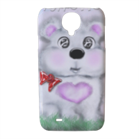 Puffotto Cover Samsung galaxy s4 stampa 3D