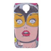 CATWOMAN 2016 Cover Samsung galaxy s4 stampa 3D