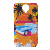 Rich Summer  Cover Samsung galaxy s4 stampa 3D