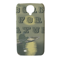 Born for Nature Cover Samsung galaxy s4 stampa 3D