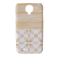 Bamboo and Japan Cover Samsung galaxy s4 stampa 3D