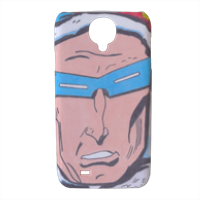 CAPITAN GELO Cover Samsung galaxy s4 stampa 3D