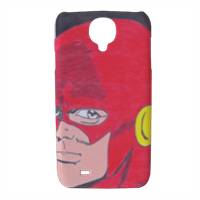FLASH Cover Samsung galaxy s4 stampa 3D