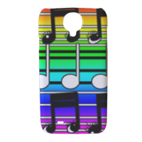 note musicali Cover Samsung galaxy s4 stampa 3D