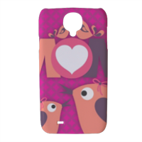 Mamma I Love You - Cover Samsung galaxy s4 stampa 3D