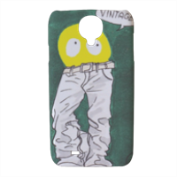 Vintage Boy Cover Samsung galaxy s4 stampa 3D