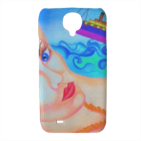 Ocean's Heart Cover Samsung galaxy s4 stampa 3D