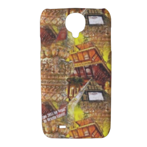 Nepal Padiglione Expo 2 Cover Samsung galaxy s4 stampa 3D