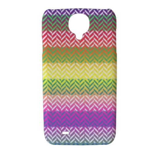 Abstract Cover Samsung galaxy s4 stampa 3D