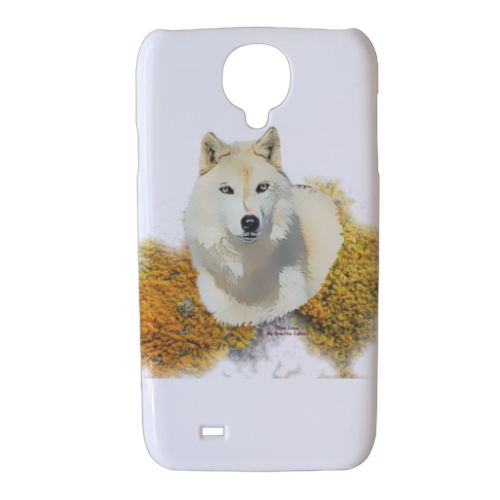 Mon Loup Expecto Patronum Cover Samsung galaxy s4 stampa 3D