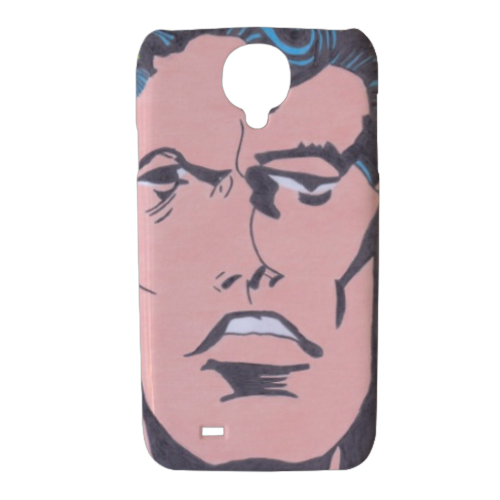 SUPERMAN 2014 Cover Samsung galaxy s4 stampa 3D