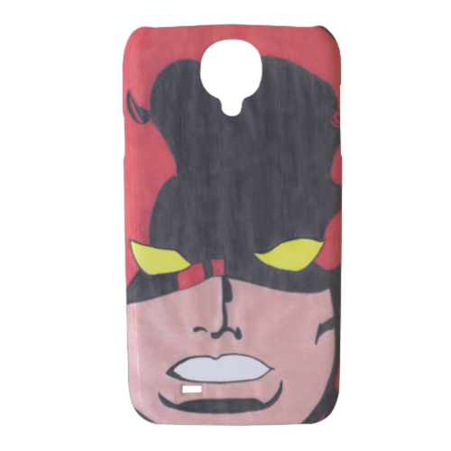 DEVIL 2013 Cover Samsung galaxy s4 stampa 3D