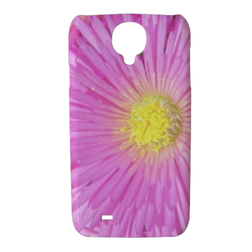 Fuchsia Cover Samsung galaxy s4 stampa 3D