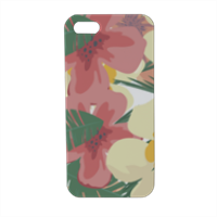 Fantasia floreale Cover iPhone5 stampa 3D