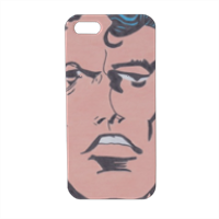 SUPERMAN 2014 Cover iPhone5 stampa 3D