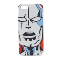 SILVER SURFER 2012 Cover iPhone5 stampa 3D