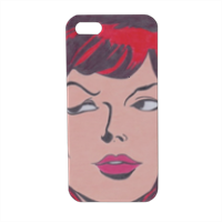 VEDOVA NERA 2014 Cover iPhone5 stampa 3D