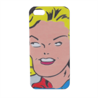 SUPERGIRL 2015 Cover iPhone5 stampa 3D