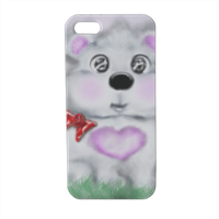 Puffotto Cover iPhone5 stampa 3D