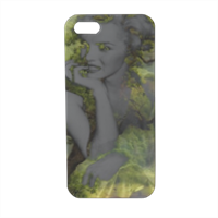 Natural quiet of Marilyn Cover iPhone5 stampa 3D