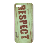 Respect two Cover iPhone5 stampa 3D