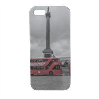 London Trafalgar Square Cover iPhone5 stampa 3D