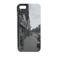 Parigi_Rue Pigalle Cover iPhone5 stampa 3D