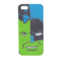 THE COMPOSITE SUPERMAN Cover iPhone5 stampa 3D