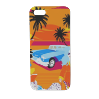 Rich Summer  Cover iPhone5 stampa 3D