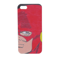 FLASH Cover iPhone5 stampa 3D