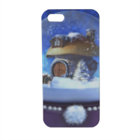 Globo di Neve Fantasy Cover iPhone5 stampa 3D