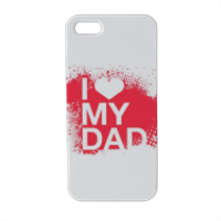 I Love My Dad - Cover iPhone5 stampa 3D
