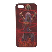 Abaddon Cover iPhone5 stampa 3D
