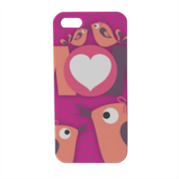Mamma I Love You - Cover iPhone5 stampa 3D