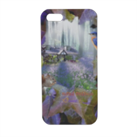 Secret Cottage Cover iPhone5 stampa 3D