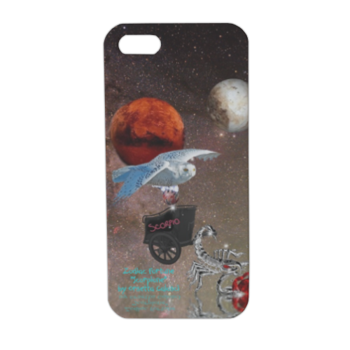 Zodiac Fortune Sco Cover iPhone5 stampa 3D