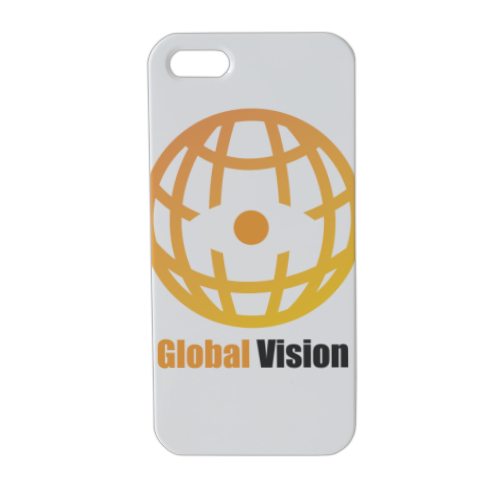 Global vision Cover iPhone5 stampa 3D