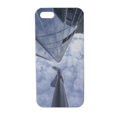 Grattacieli Cover iPhone5 stampa 3D