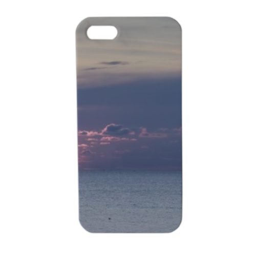 Tramonto Cover iPhone5 stampa 3D